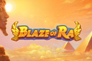 blaze of ra review