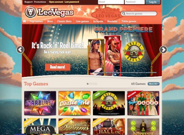 Leovegas Casino Review 2020 Casino Review